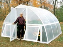 Gardeners Supply Hoop House